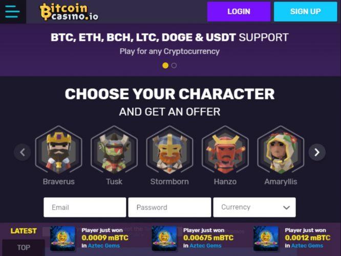 Que es morongo bitcoin casino